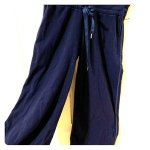 Lululemon 3/4 wide length pants